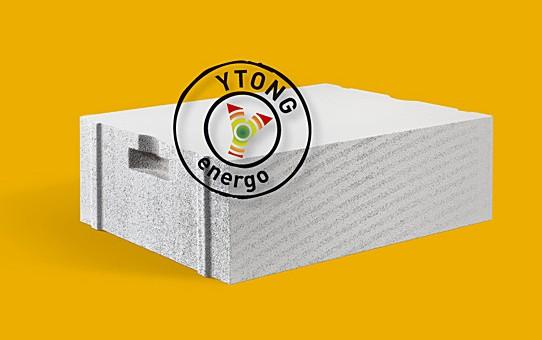 Beton komórkowy YTONG ENERGO