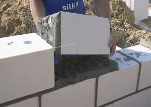 SILKA - ściany fundamentowe i piwniczne