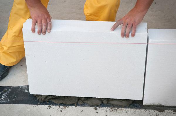 Bloczki YTONG INTERIO - murowanie ściany działowej